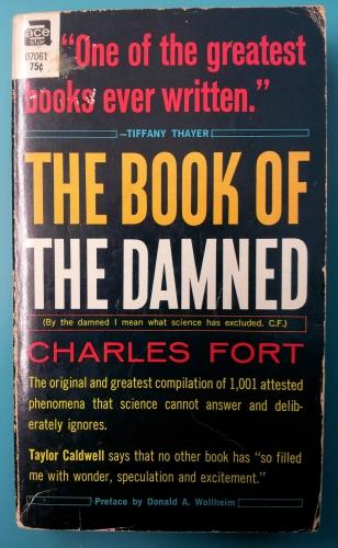charles hoy fort,le livre des damnés,science